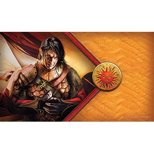 Playmat: A Game of Thrones - The Red Viper
