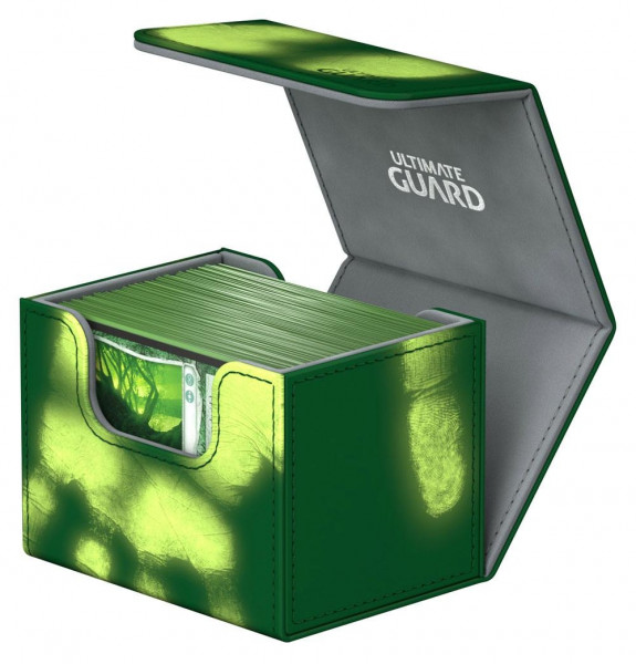 Sidewinder Deck Case - Chromiaskin 100+, green
