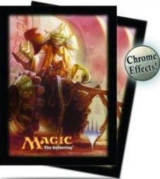 Deck Protector Sleeves - MTG, Commander: Daretti