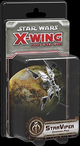 Star Wars: X-Wing - Expansion Pack: Star Viper