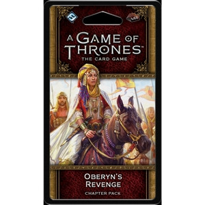 A Game of Thrones: The Card Game - Blood and Gold 5: Oberyn's Revenge