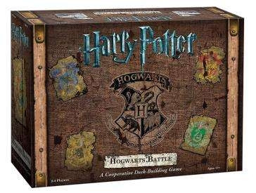 Harry Potter: Hogwart's Battle - A Cooperative Deck-Building Game