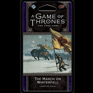 A Game of Thrones: The Card Game - Dance of Shadows 2: The March on Winterfell Chapter Pack