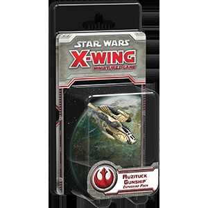 Star Wars: X-Wing - Expansion Pack: Auzituck Gunship