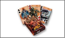 Bicycle Playing Cards - Age of Dragons