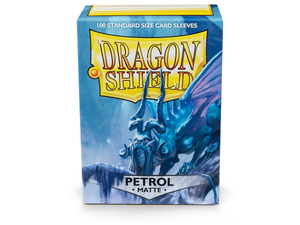 Dragon Shield - Matte Petrol