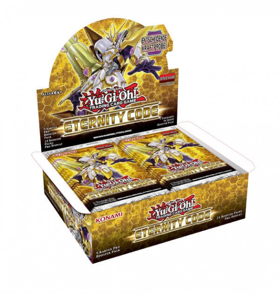 Yu-Gi-Oh! - Display: Eternity Code