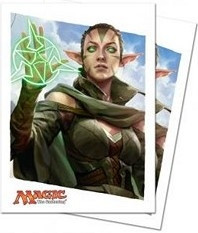 Deck Protector Sleeves - MTG, Oath of the Gatewatch: Nissa