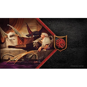 Playmat: A Game of Thrones - The Mother of Dragons