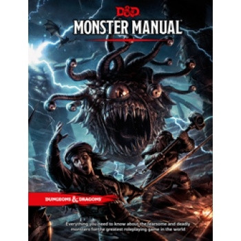 D&D RPG - Monster Manual