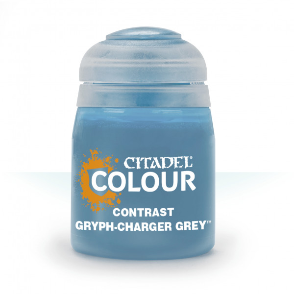 Citadel - Contrast: Gryph Charger Grey (29-35)