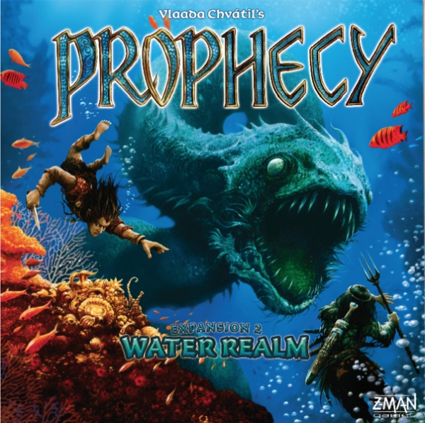 Prophecy - Expansion 2: Water Realm