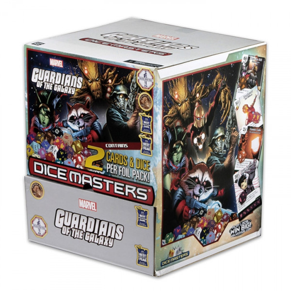 Dice Masters: Marvel - Foil Pack: Guardians of the Galaxy