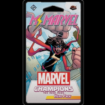Marvel Champions: The Card Game - Hero Pack: Ms. Marvel