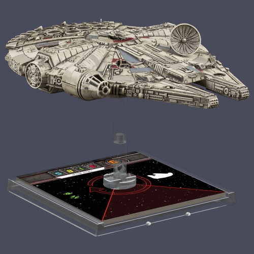 Star Wars: X-Wing - Expansion Pack: Millennium Falcon