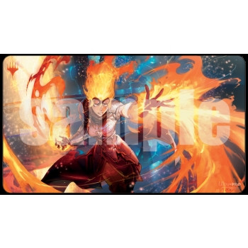 Ultra Pro - Playmat: Magic the Gathering - War of the Spark Alternate Art: Chandra
