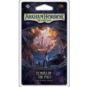 Arkham Horror: The Card Game - The Path to Carcosa 1: Echoes of the Past Mythos Pack