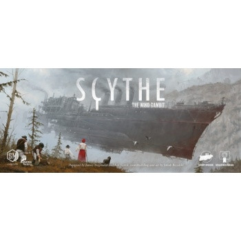 Scythe - Expansion: The Wind Gambit