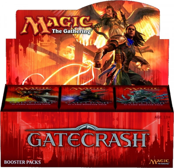 MTG - Booster Pack: Gatecrash (chin.)