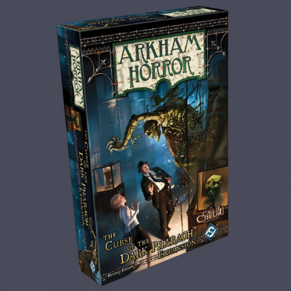 Arkham Horror - The Curse of the Dark Pharaoh