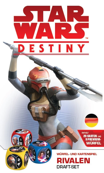 Star Wars: Destiny - Draft-Set: Rivalen