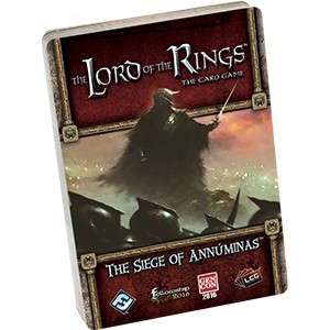 The Lord of the Rings: The Card Game - Scenario: Siege of Annuminas