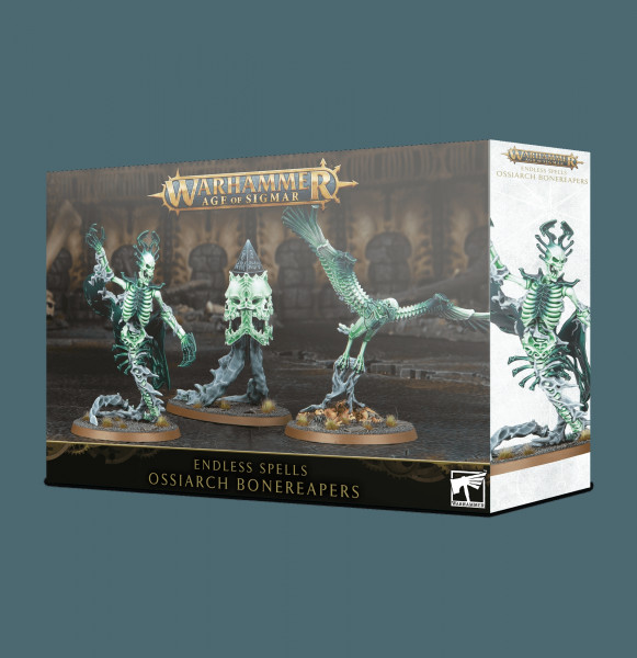 Warhammer: Age of Sigmar - Endless Spells: Ossiarch Bonereapers
