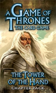 A Game of Thrones: The Card Game - King's Landing 3: The Tower of the Hand Chapter Pack