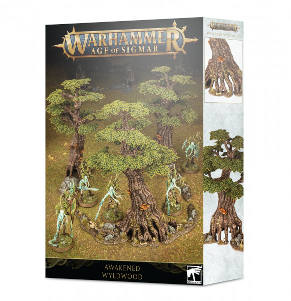 Warhammer: Age of Sigmar - Awakened Wood