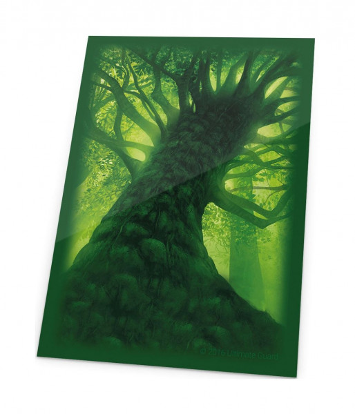 Printed Sleeves - Lands Edition: Forest (80)