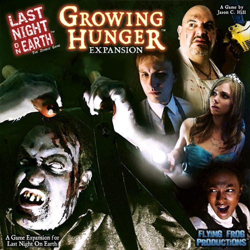 Last Night on Earth - Expansion: Growing Hunger