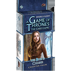 A Game of Thrones: The Card Game - Wardens Cycle 6: The Blue is Calling Chapter Pack