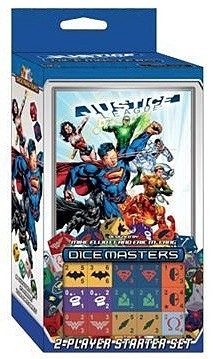 Dice Masters - Justice League: 2-Player Starter Set