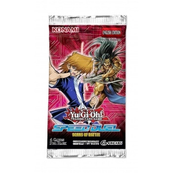 Yu-Gi-Oh!: Speed Duel - Booster: Scars of Battle