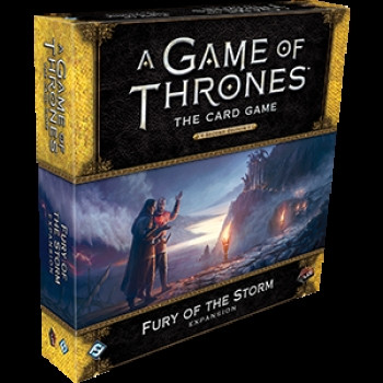 A Game of Thrones: The Card Game - Expansion: Fury of the Storm