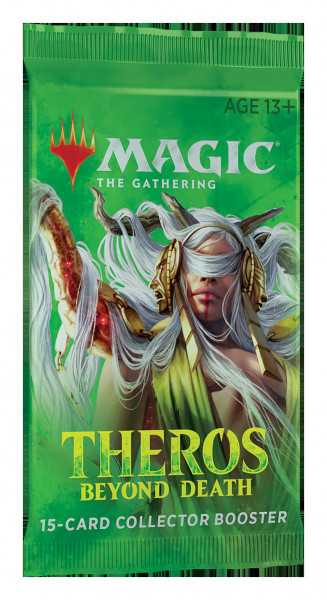 MTG - Collector Booster: Theros Beyond Death