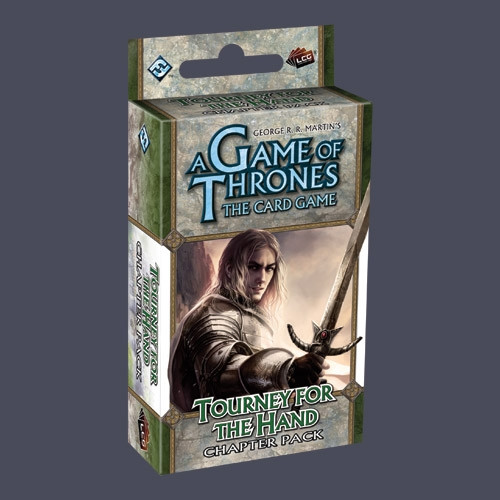 A Game of Thrones: The Card Game - A Tale of Champions 1: Tourney for the Hand Chapter Pack