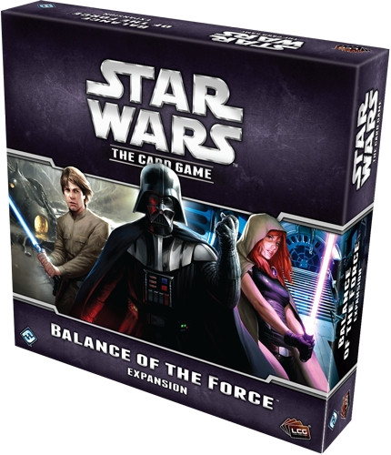 Star Wars: The Card Game - Balance of the Force Expansion