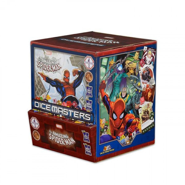 Dice Masters: Marvel - Display (Gravity Feed): The Amazing Spider-Man