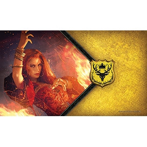Playmat: A Game of Thrones - The Red Woman