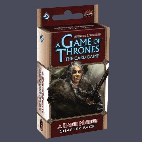 A Game of Thrones: The Card Game - Beyond the Narrow Sea 4: A Harsh Mistress Chapter Pack