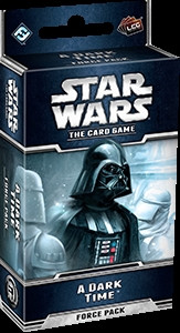 Star Wars: The Card Game - Hoth 3: A Dark Time Force Pack