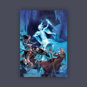 FFG-Sleeves - Tomb of Ice