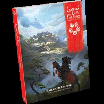 Legend of the Five Rings: Roleplaying - Emerald Empire