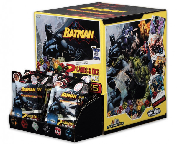 Dice Masters: DC - Gravity Feed: Batman