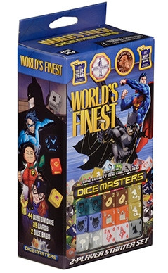 Dice Masters: DC - 2-Player Starter Set: World's Finest