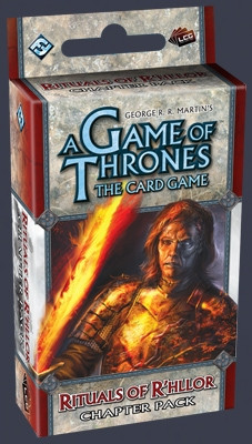 A Game of Thrones: The Card Game - Brotherhood Without Banners 2: Rituals of R'hllor Chapter Pack