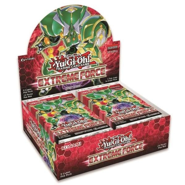 Yu-Gi-Oh! - Booster: Extreme Force