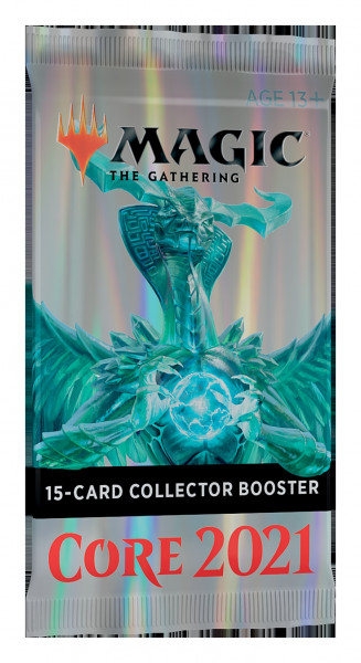 MTG - Collector Booster: Core Set 2021