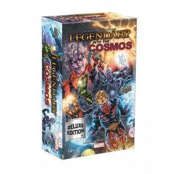 Legendary: A Marvel Deck Building Game - Into The Cosmos